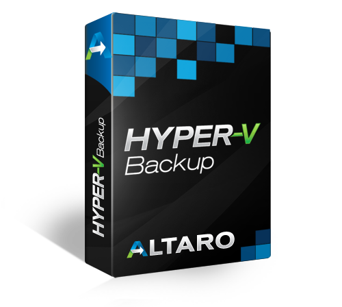 Altaro Hyper-V Backup